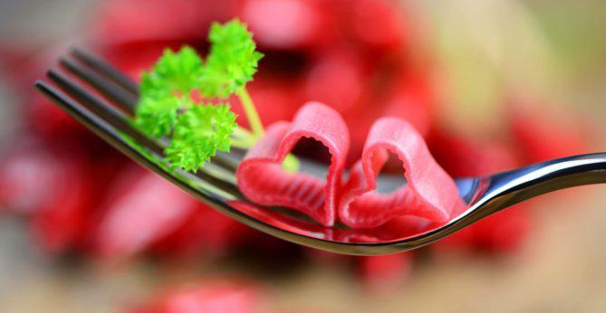 Essbares Besteck, Ernährungsmythen, Ernährung, Abnehmen, Übergewicht, Adipositas