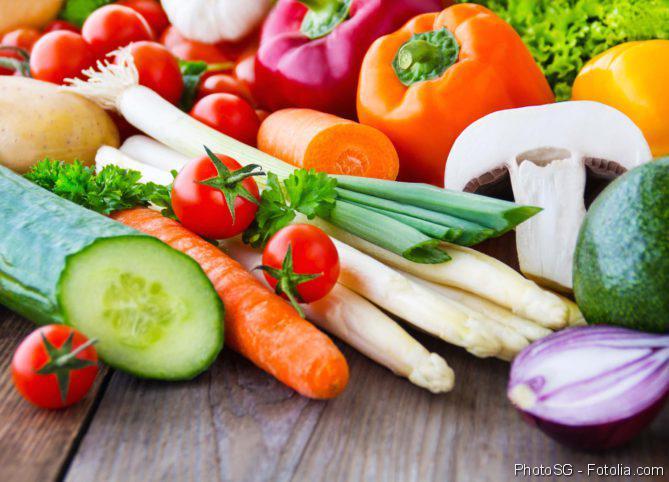 Vegetarier, Vegan, flexitarisch