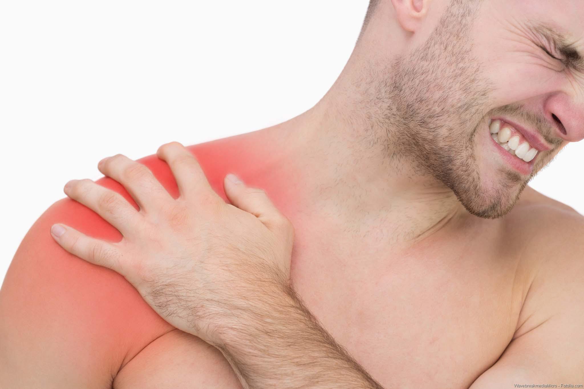Volksleiden Schulterschmerzen – Linderung ohne Medikamente