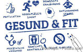 Körperfettanteil, Körperanalysewaage, Abnehmen, Diät, Fasten, Ernährung, Gesund und Fit