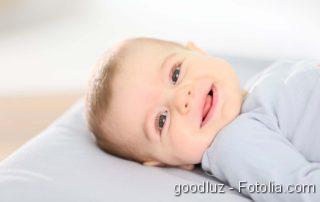 Baby Stillen, Kinder mit Muskelschwund
