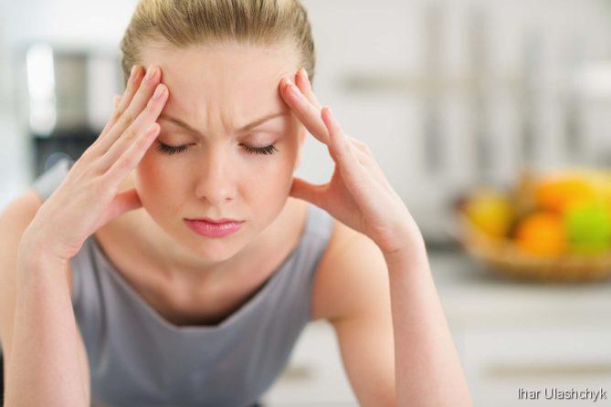Kopfschmerzen und Migräne selbst therapieren, Schwindel, Stress