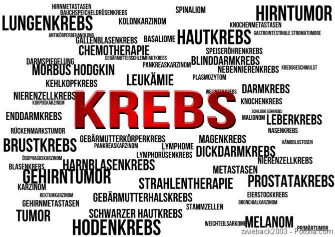 Nebenwirkungen der Krebstherapie bekämpfen, Krebs aufspüren, Onkologische Leitlinien, Krebsgene, Harnblasenkrebs, Krebserkrankungen