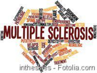 MS, Multiple Sklerose,
