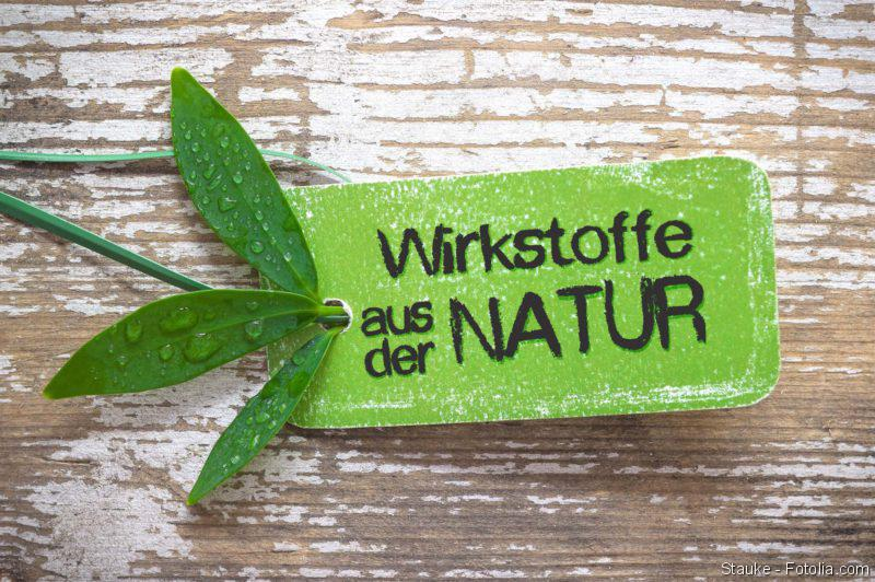 Homöopathie - Wirkstoffe aus der Natur