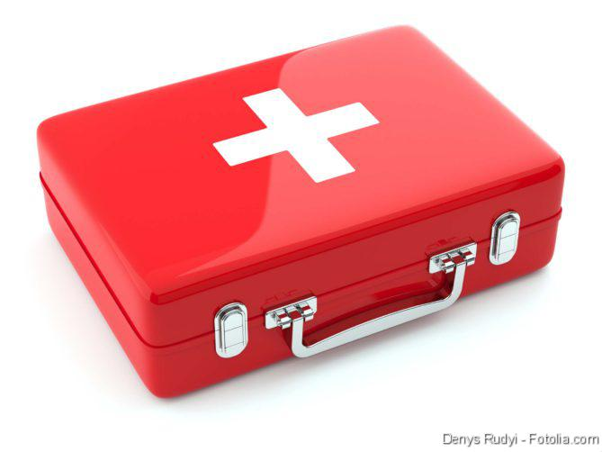 Ärzte und Rettungsdienste