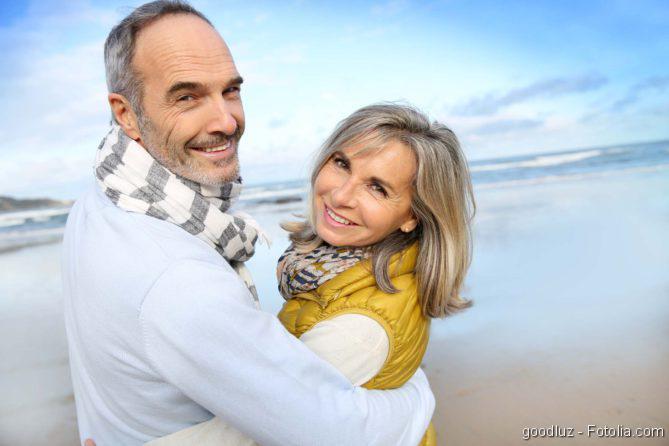 Krebsrisiko, Sjögren-Syndrom, Sport im Alter, Bewegung, Paar