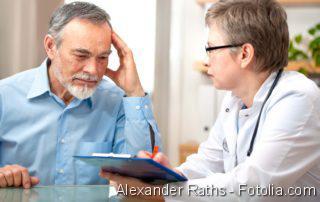 Arzt-Patient-Gespräch