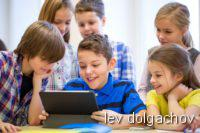 Differentialdiagnose mehrsprachiger Kinder, Kinder vor dem Tablet