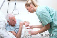 Durchgangssyndrom: Pflege, Krebserkrankungen
