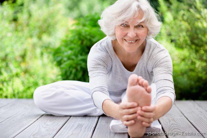 Biologisches Alter, Sport, Bewegung