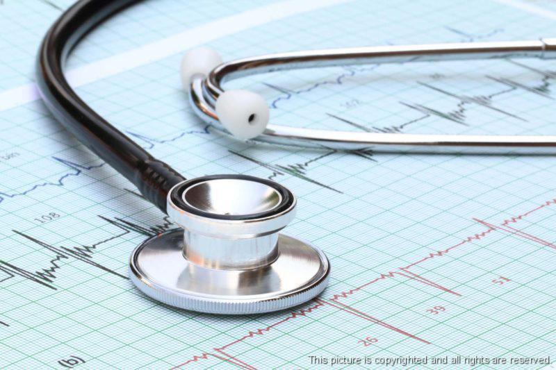 Niere, Stethoskop
