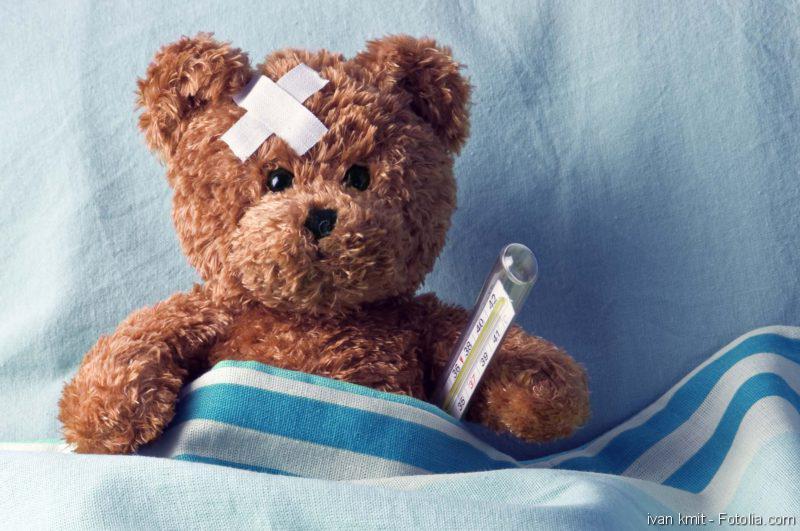 Wundheilung, Fieber, Wunde, Wundmanagement, Biologisches Pflaster, Kindergesundheit